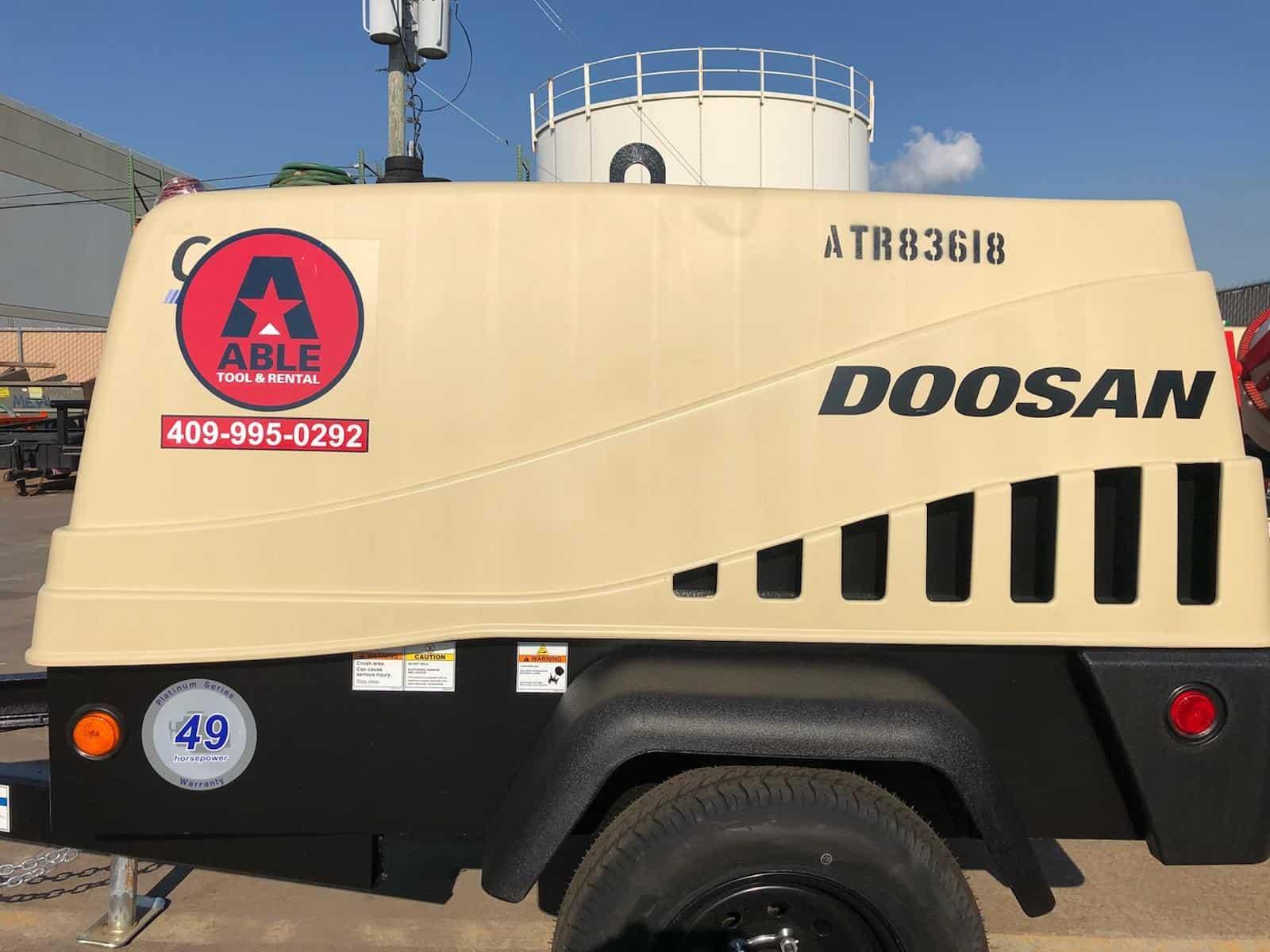 Doosan Air Compressor